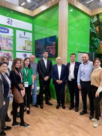 EU4Business: Ready to Trade Project Promotes Armenian Products on the International Markets